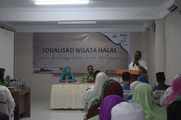 sosialisasi wisata halal