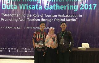 Duta Wisata Gathering 2017